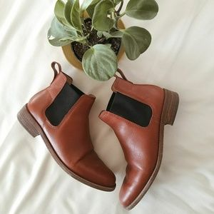 Madewell Ainsley Chelsea Boot size 7.5